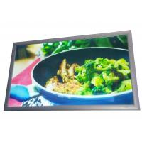 Buy cheap Serving Counters Menu Lightboxes Displaying  for Restaurants and Food Service product