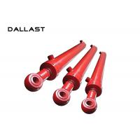 Buy cheap Earring Double Acting Chromed Hydraulic Oil RAM -40℃ to 80℃ Available Temperature product