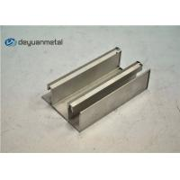 Extruded Anodizing / Mill Finish Aluminium Window Frame Profiles