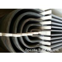 Buy cheap AISI 304 316L 310S Stainless Steel U Bend Tube For Heat Exchagner from wholesalers