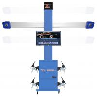 Buy cheap Moveable Base T288 Digital Wheel Alignment Machine from wholesalers