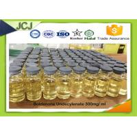 Buy cheap Yellow Liquid Injectable Boldenone Undecylenate Equipoise For Fat Burner product