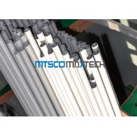Buy cheap 16SWG 3 / 4 Inch UNS S32750 / S32760 Duplex Stainless Steel Tubing For Instrumentation product