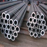 Buy cheap Small Diameter Black Steel Tube , Black Carbon Steel Pipe OEM Service product