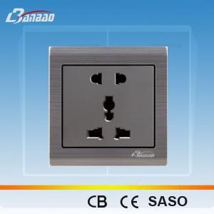 LK6045 5pin universal PC flush type socket