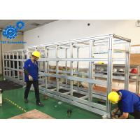 Buy cheap OEM Aluminium Profile Automatic Lifter And Elevator Equipment For Logistic Moving product