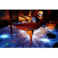 Buy cheap Outdoor Floor LED dance display with interactive screen P8.9mm,P10.4mm  Man-machine intera product