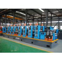 Buy cheap High Frequency Welding Carbon Tube Mill Line Water Supply Pipe Production product