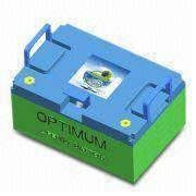 Buy cheap Optimum Rechargable Power Storage Batteries For Portable Device 100ah 48v product