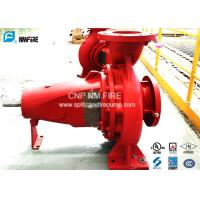 Buy cheap Single Stage End Suction Centrifugal Pump Manufacturers 46.9KW Max Shaft Power product