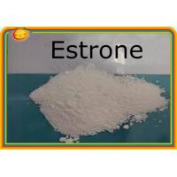 Buy cheap 99% High Purity Female Hormone Powder Estrone 53-16-7 Estrone Pharmaceutical Intermediates product