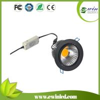 China 15W Epistar COB Dimmable LED Downlight ,LED Ceiling Light (EW-DL-15W-COB) on sale