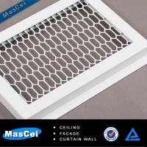 Quality Metal grid ceiling/ alumium open ceiling and aluminum grid ceiling for sale