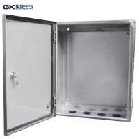Buy cheap Nema 4x 316 Stainless Steel Enclosures Feel Excellent One Key Open Convenient Function product