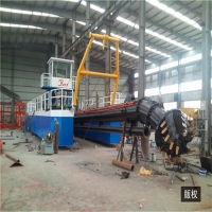 "Buy cheap 20"" Gold Refining Equipment Mining Dredger 18m pool Dredging product"