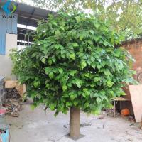Buy cheap 5-10 Years Lifetime Plastic Fruit Trees , 2.5m Height Artificial Apple Tree product