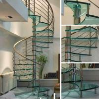 Buy cheap Chinese WroughtIiron Spiral Stairs/ Outdoor Spiral Staircase Prices / Used Spiral Staircase product