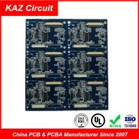 Buy cheap 2 Layer PCB ENIG PCB Design ODM Service Electronic Circuit Board Assembly product