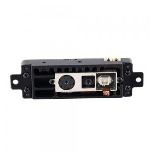 Buy cheap Face recognition camera 3D living facial recognized module USB connector IR and RGB images camera module product