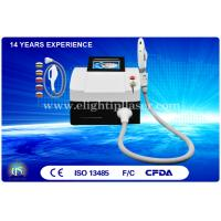 China  3 In 1 E Light Beauty IPL RF Salon Equipment Hair Removal Device  for sale