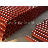 Buy cheap EN877 grey Cast iron pipes from wholesalers