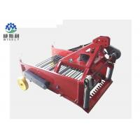 China Compact Sweet Potato Harvesting Machine 700-1300mm Working Width Quick Running on sale