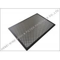 Buy cheap Fluid System 5000B Shale Shaker Parts Heavy Duty Wire Cloth Shake Screen from wholesalers