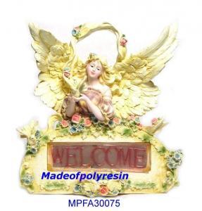 China resin angel,resin angel figurine & crafts on sale