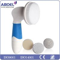 China Portable Electric Facial Cleansing Brush for Spa Beauty CE Approval wholesale