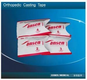 Buy cheap Best fiberglass casting tape 4yd Fiberglass Orthopedic Casting Tape for Broken Bones product