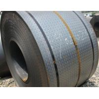 Buy cheap Patterned Steel Plate Hot Rolled With Checkered , Hot Rolled Sheet Metal product