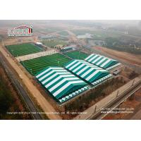 Buy cheap Double PVC Coated Fabric Big Sport Event Tents Size 204x120x3mm from wholesalers