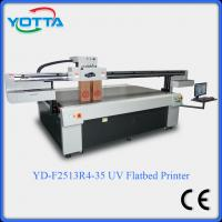 Buy cheap Large format UV printer for leather, PVC, acrylic, wood, metal, glass,ceramic product