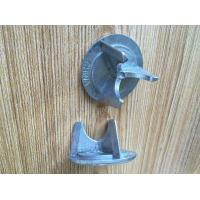 Buy cheap Silver Color Chain Link Fence Fittings Aluminum Tubing Plug Post Cap product