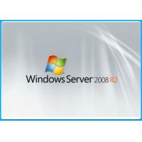Buy cheap Genuine Microsoft Windows Server 2008 R2 Standard Retail Box Enterprise 25 Cals product