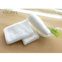 Buy cheap Soft Comfortable Cotton Hotel Face Anti Bacteria Plain Standard Textile Towels product