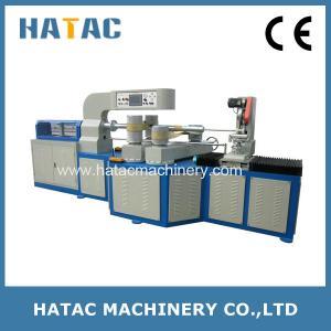 Servo Controlled BOPP Paper Core Making Machine,Cardboard Cores Making Machinery