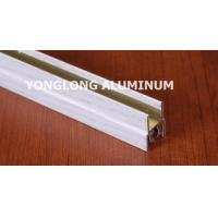 Buy cheap Multifunctional Extruded Aluminum Profile For Wardrobe Square Shape product