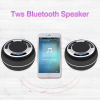 China Mobil Phone Wireless BT Creative Bluetooth Speaker With MP3 Music AUX And FM on sale