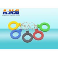 Customized ABS Rfid Key Fob Strong ISO15693 -40°C To 100°C Temperature