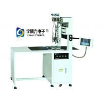 Buy cheap LED Soft Strip Light Welding Hot Bar Soldering Machine With 2 Iron Heads product