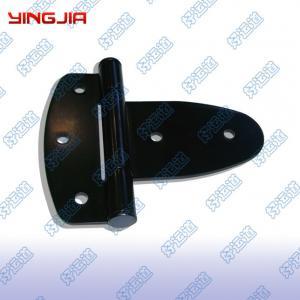 Charnière de porte latérale de boîte à outils de camion d'acier inoxydable de 01212 remorques