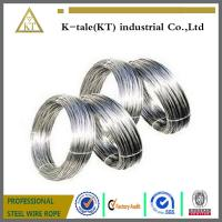 Buy cheap 8mm hot rolled stainless steel wire coil/304 stainless steel wire rod made in china factory product