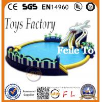 Buy cheap 2015 Recent Popular Adult  Inflatablel Water Park For Sale product