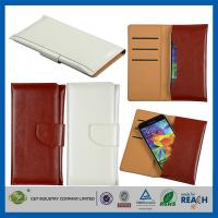 Buy cheap Envelope Leather Purse Samsung Galaxy S5 S2 S3 S4 iPhone4 4S 5 5S Wallet Pouch Case product