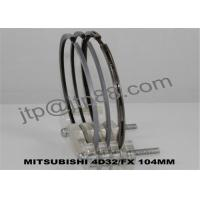 Buy cheap Hydraulic Piston Rings / Auto Piston Ring ME997318 Excavator Spare Parts product
