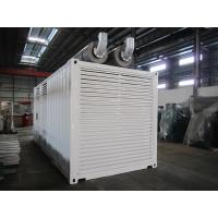 Buy cheap 900KVA Containerized Diesel Generators KTA38-G2A , Standby Diesel Generator product