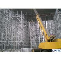 Buy cheap Construction Lightweight Scaffolding Systems / Low Cost Scaffolding High Strength product