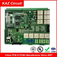 Buy cheap FR4 Industrial Control Custom PCB Boards For Power monitoring board product