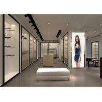Buy cheap Underwear Retail Clothing Shop Display Stands With Display Tables , Cabinets product
